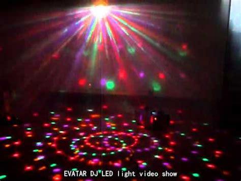 projector dj disco led light mp3 remote stage laser
