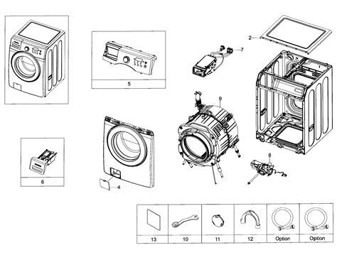 samsung washer parts choice image diagram writing sle