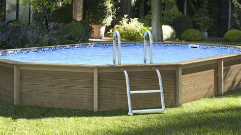 piscina da giardino fuori terra piscine fuori terra piscine giardino caratteristiche