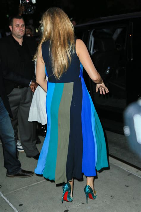 In Livelys Closet Diane Furstenberg style lively in jonathan simkhai and