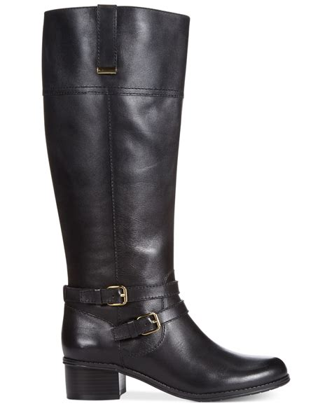 Gamis Fungli Wide Exclusive 02 lyst bandolino carlotta wide calf boots a macy s exclusive in black