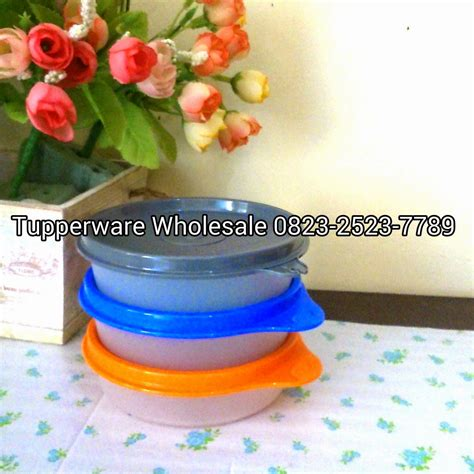 Tupperware Paket Modular Bowl 3 tupperware wholesale jakarta tupperware small handy