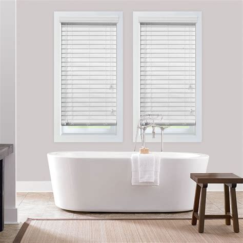 how to buy bathroom window blinds amp shades steves