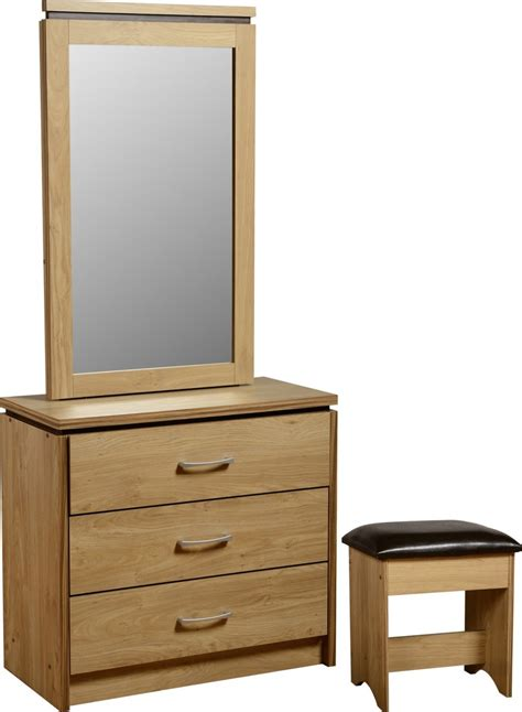 stunning engraving mirrored dressing table with drawers