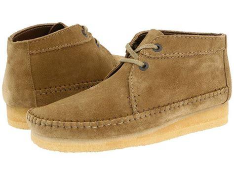 Original Clarks Preloved Shoes clarks original wallabee desert weaver mens suede leather boot shoe 75558 do road