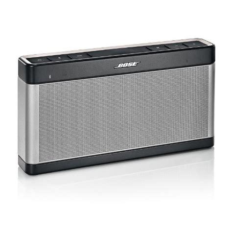 Speaker Bose Soundlink 3 bose soundlink bluetooth speaker iii 017817613927 toolfanatic