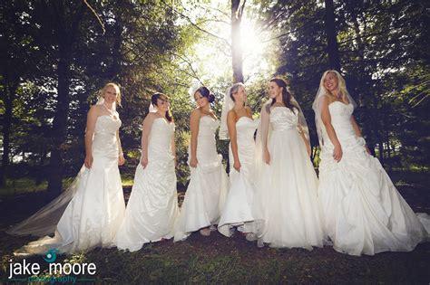 Wedding Friends by Childhood Best Friends Back In Their Wedding Dresses