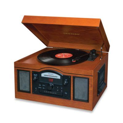 bed bath and beyond turntable buy victrola 6 in 1 turntable with bluetooth 174 in graphite
