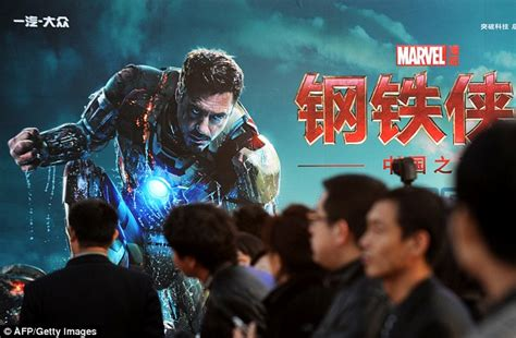film china movie iron man 3 execs changed film for chinese audience by