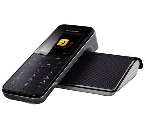 buy panasonic kx prw120ew smart cordless phone with