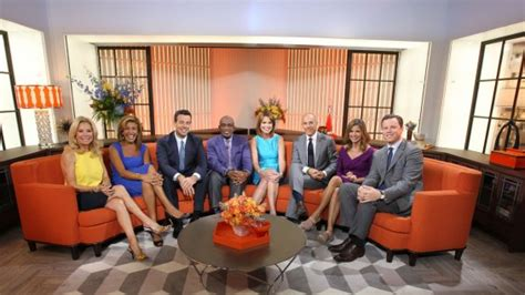 today show set nbc unveils new today set and mandate stressing