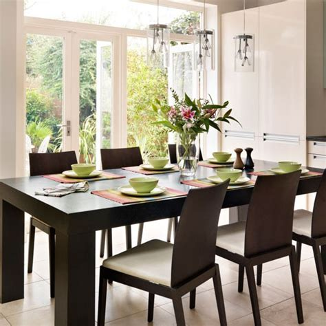 Bright Dining Room by Bright Modern Dining Room Dining Room Design Idea