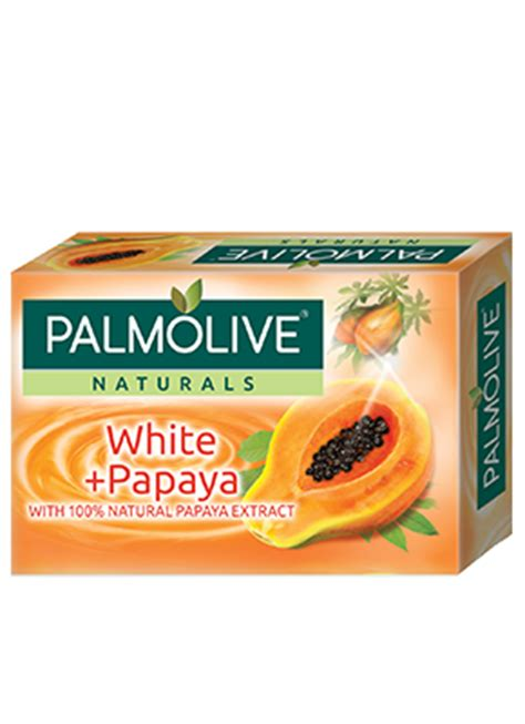 White Esther Transparant Soap Vit E papaya soap