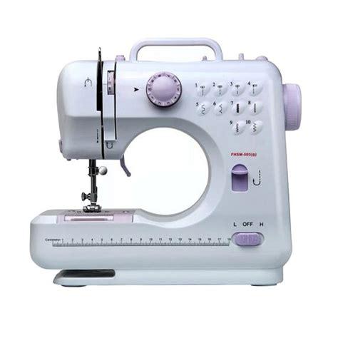 Mesin Jahit Portable Fhsm 505 jual ccc fhsm 505b 10 stitch sewing machine mesin jahit