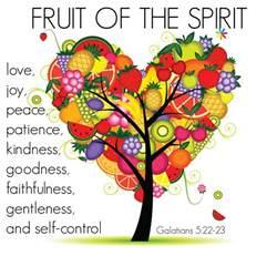 fruit of the spirit queentheprophet - Fruit Of The Tree