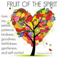 fruit of the spirit tree fruit of the spirit play it by ear