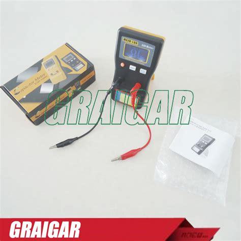 capacitor baixa esr mesr 100 autorange em circuito capacitor esr baixa ohm medidor outros equipamentos el 233 tricos id