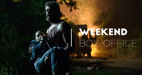 Box Office Results by Box Office Results Logan Opens With 85m Weekend