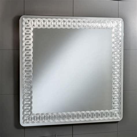 specchi per bagno design specchio da parete per bagno design moderno selenya made