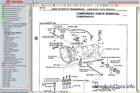 car repair manuals download 2005 toyota corolla electronic throttle control toyota hilux 1997 2005 service manual repair manual order download