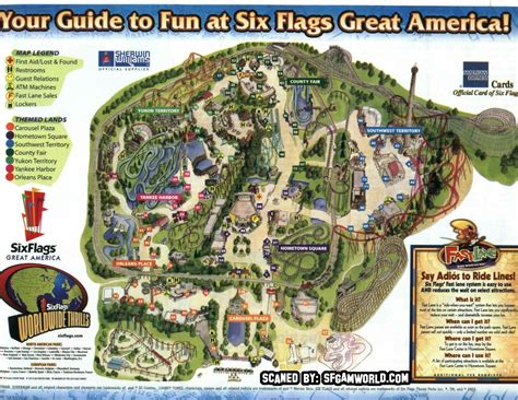 great maps six flags great america video search engine at search com