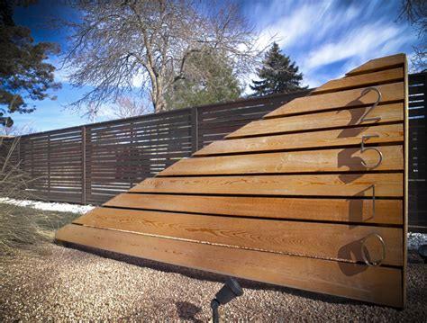 modern fence modern fence design joy studio design gallery best design