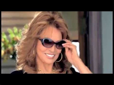 raquel welch foster grant waiters commercial youtube raquel welch for foster grant 2010 youtube