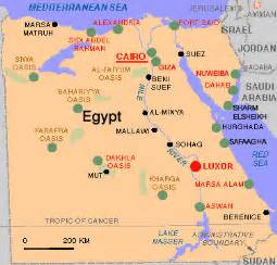 where is cairo on the map maps of cairo