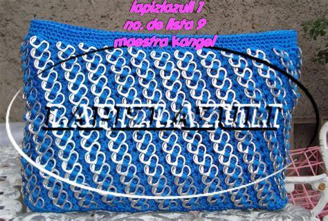 bolsas tejidas con fichas curso de bolsas tejidas con fichas lacres por kangel