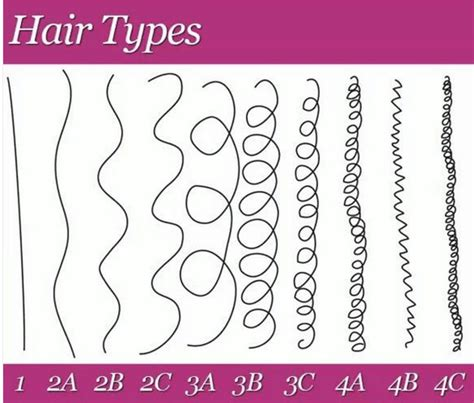 Texture Of Hair Types by The Best Methods To Determine Your Hair Type Texture