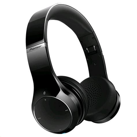 Headset Bluetooth Pioneer pioneer se mj771bt bass bluetooth nfc headphones black prices features expansys