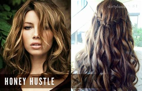 hot toffee highlights new brunette shade names hair extensions blog hair