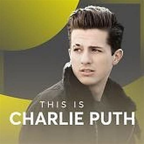 charlie puth official charlie puth official club youtube