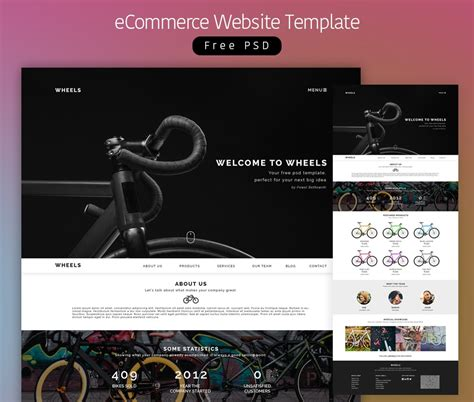Ecommerce Website Template Psd Download Download Psd Ecommerce Requirements Document Template