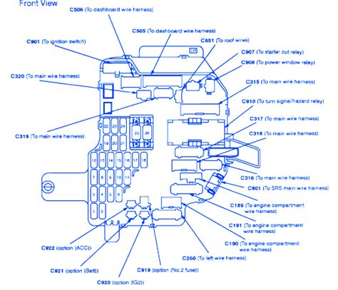 1991 acura legend wiring diagram wiring diagram manual