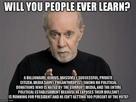 talking sense about politics how to overcome political polarization in your next conversation books image tagged in george carlin politics common sense well