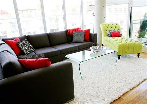 black couches decorating ideas how to decorate your home with color pairs