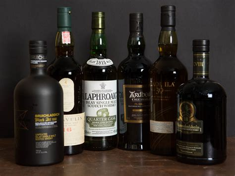 best single malt scotch whisky more than just peat and smoke the best islay single malts