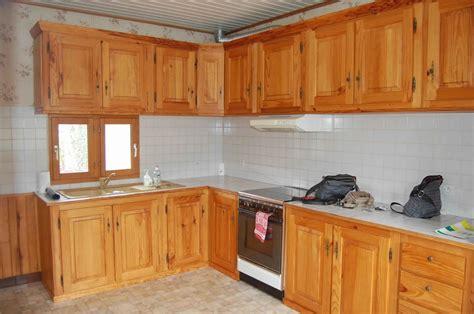 revger com peindre meubles cuisine en bois id 233 e