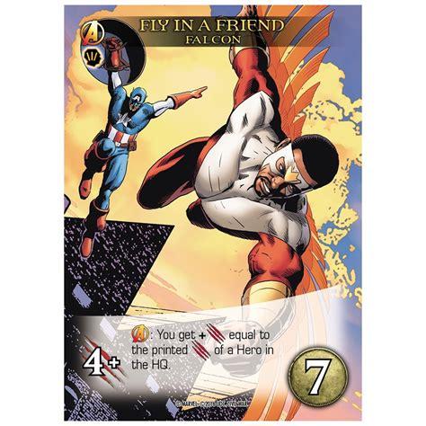 marvel legendary card template legendary marvel deck building civil wars expansion