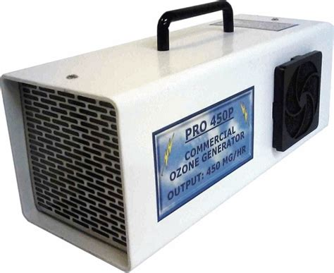 specifications for dc pro 970 ozone generator