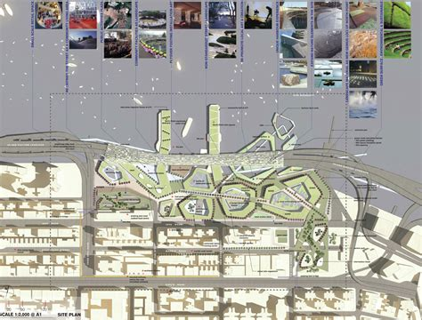 urban design proposal report gallery of north point harbour urban planning concept