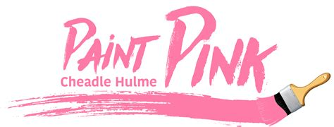 pink paint paint cheadle hulme pink