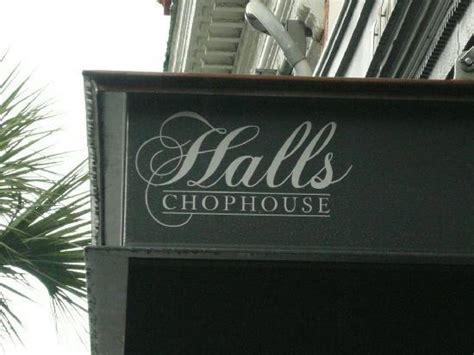 halls chop house restaurant reception area picture of halls chophouse charleston tripadvisor