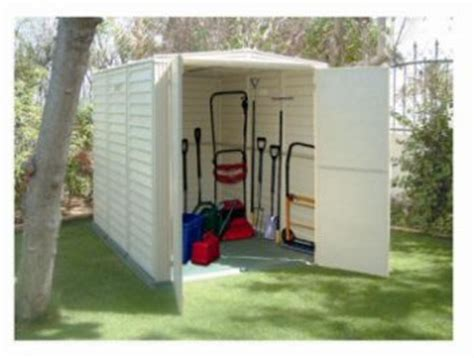 Duramax Sheds For Sale by Lifetime Sheds Duramax Vinyl Shed Yardsaver 5 X 8 Sale