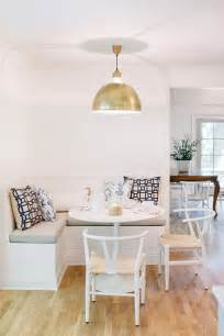 white breakfast nook beautiful breakfast nooks that will convince you to get one