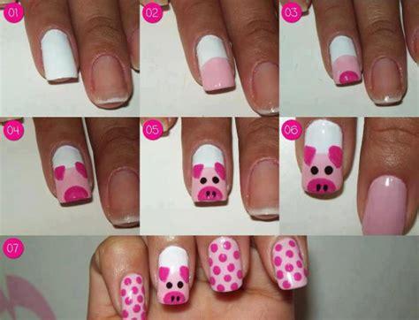 easy nail art step by step easy nail art step by step designs nail art designs