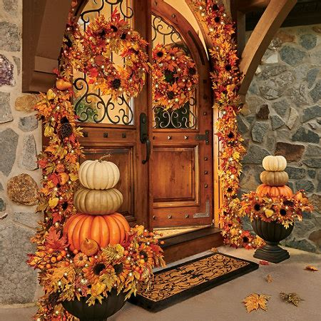 harvest decorations for the home autumn harvest fall collection improvements