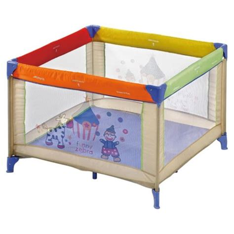 Travel Cot Mattress Tesco by Buy Hauck Square Travel Cot Circus From Our Travel Cots