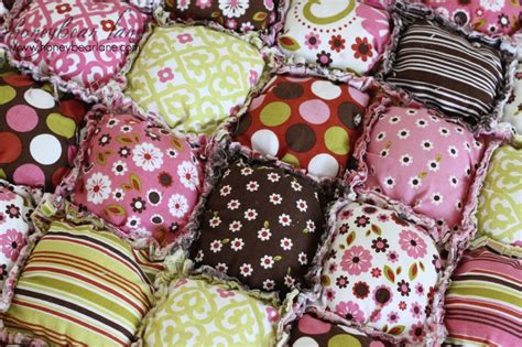 Rag Puff Quilt by New Puff Quilt Pattern Giveaway Honeybear